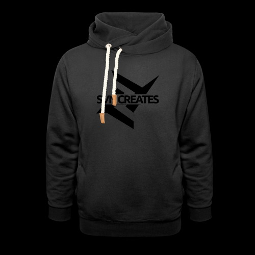 SVN Shirt logo png - Sjaalkraag hoodie