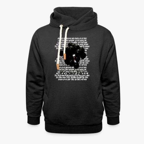 Too many faces (NF) - Shawl Collar Hoodie