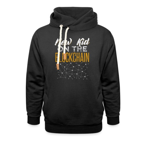 New Kid On The Blockchain Cryptocurrency Gambler - Schalkragen Hoodie