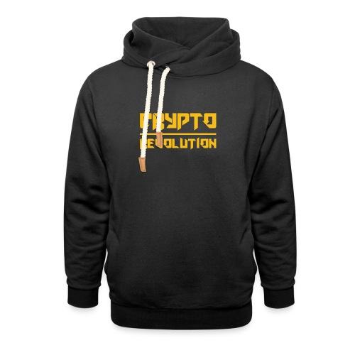Crypto Revolution III - Shawl Collar Hoodie