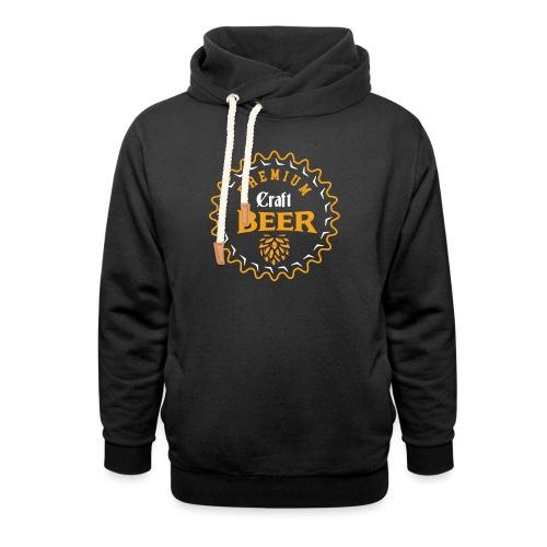 Premium Craft Beer - Shawl Collar Hoodie