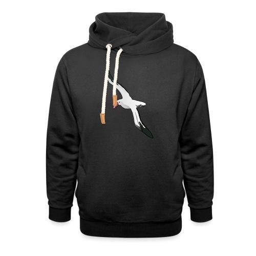 Albatros - Unisex Schalkragen Hoodie