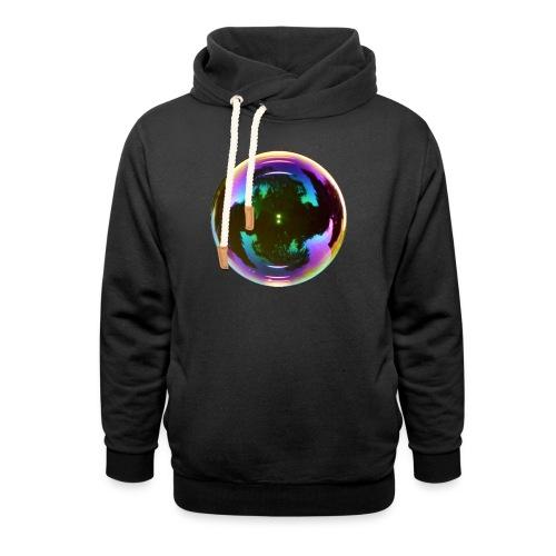 bubble - Schalkragen Hoodie