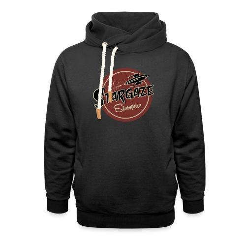 T Shirt Farbe Stargaze Stompers - Unisex Schalkragen Hoodie