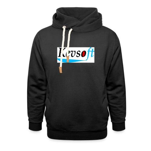 Kevsoft - Unisex Shawl Collar Hoodie