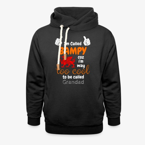 I'm Called BAMPY - Cool Range - Unisex Shawl Collar Hoodie