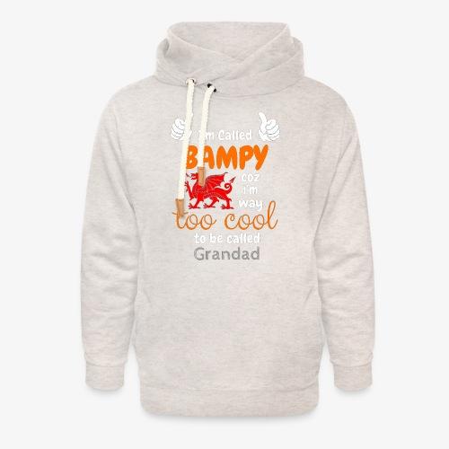 I'm Called BAMPY - Cool Range - Unisex Shawl Collar Hoodie
