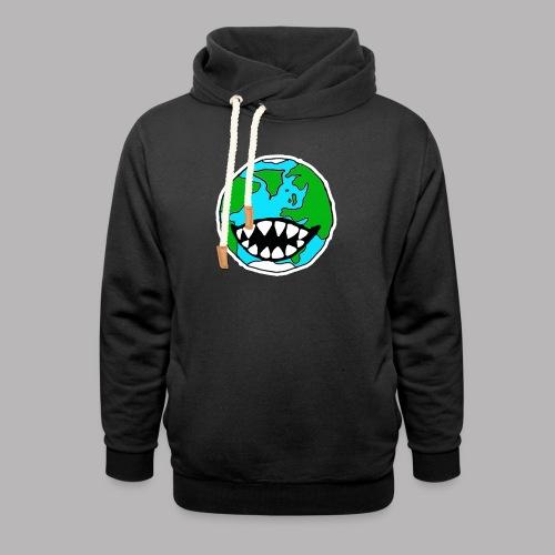 Hungry Planet - Shawl Collar Hoodie
