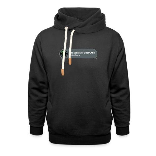 Achievement - Unisex sjaalkraag hoodie