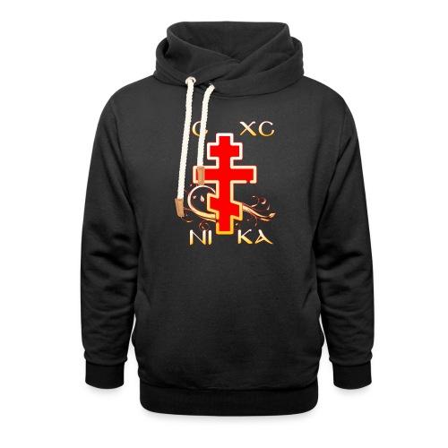 IC-XC-NI-KA - Schalkragen Hoodie