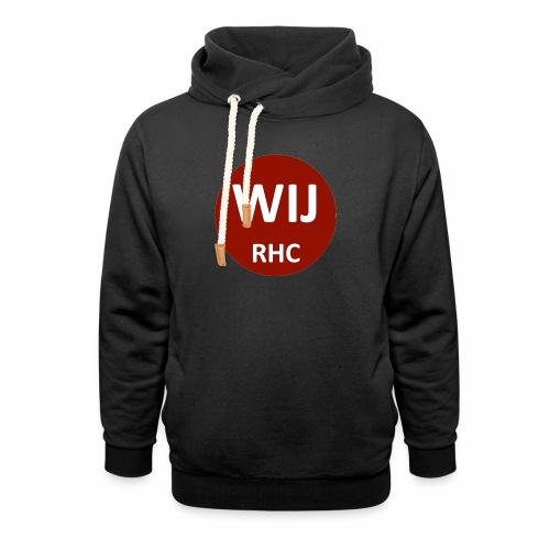 WIJ RHC - Sjaalkraag hoodie