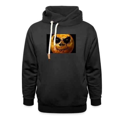 Halloween Mond Shadow Gamer Limited Edition - Schalkragen Hoodie