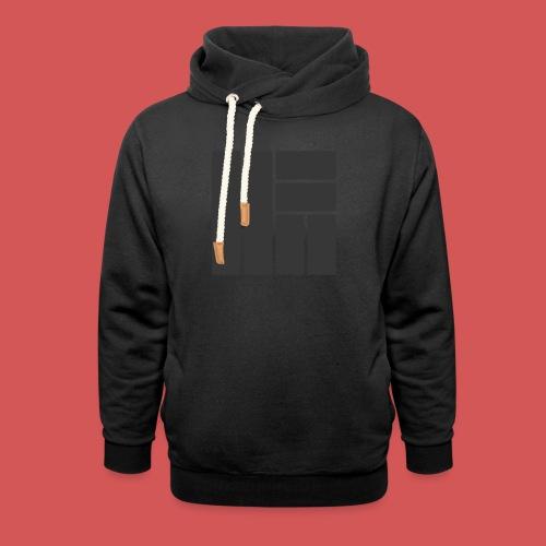 NÖRCup Black Iconic Edition - Unisex Shawl Collar Hoodie