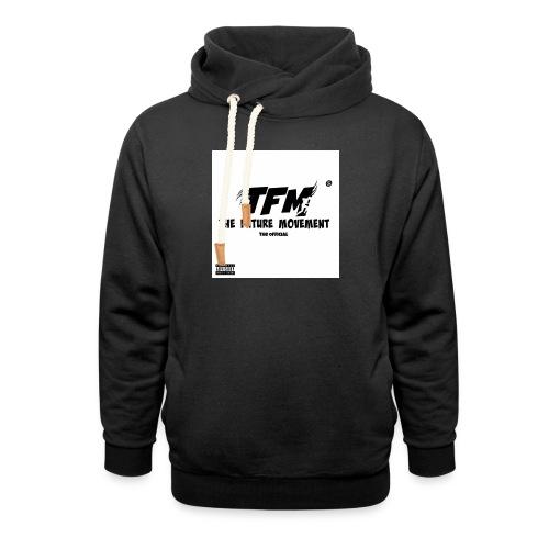 The Future Movement - Unisex sjaalkraag hoodie