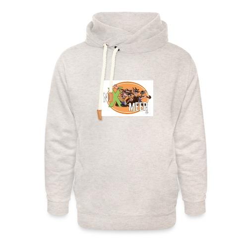 nixenmeer - Unisex sjaalkraag hoodie