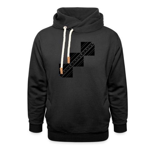 BRAWL TEST - Unisex sjaalkraag hoodie