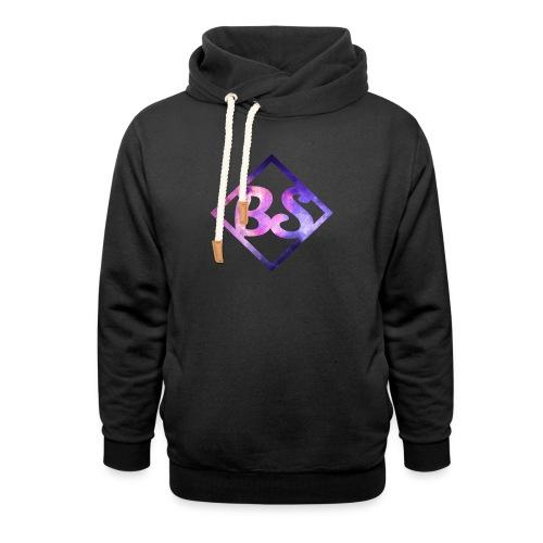 BulletShockYT - Sjaalkraag hoodie
