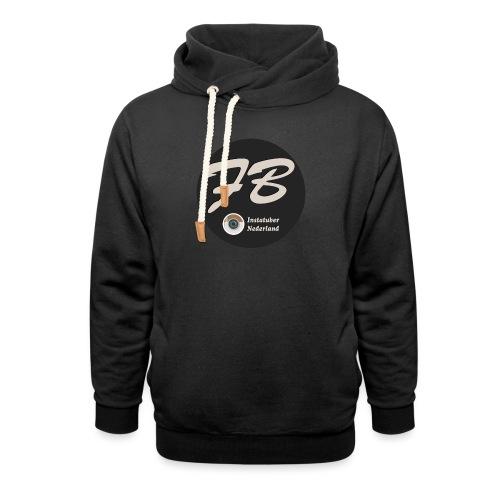 TSHIRT-INSTATUBER-NEDERLAND - Sjaalkraag hoodie