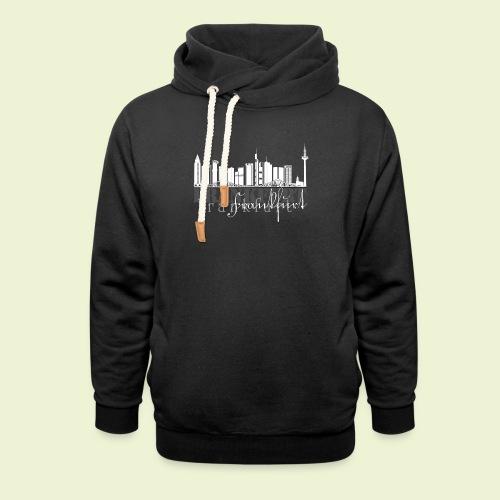 FFM - Frankfurt Skyline - Unisex Schalkragen Hoodie