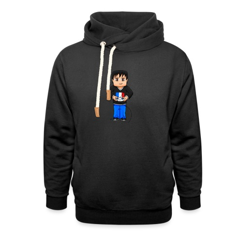 MaximeGaming - Sweat à capuche cache-cou
