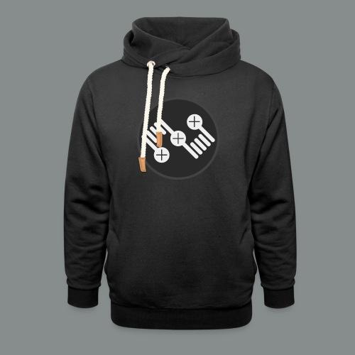 logo 2 png - Schalkragen Hoodie