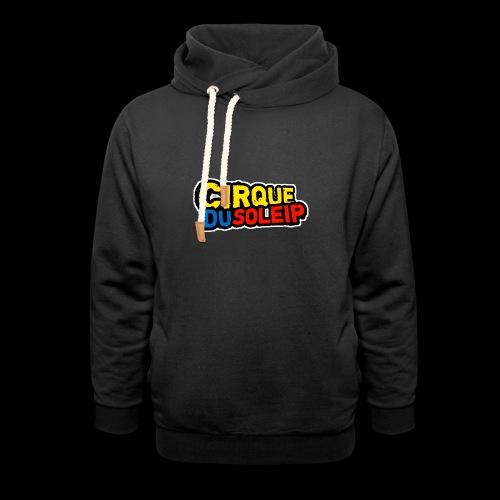 Cirque Du Soleip Letters - Unisex sjaalkraag hoodie