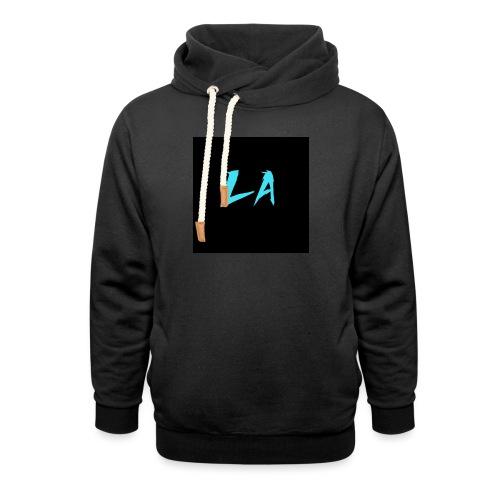 LA army - Shawl Collar Hoodie
