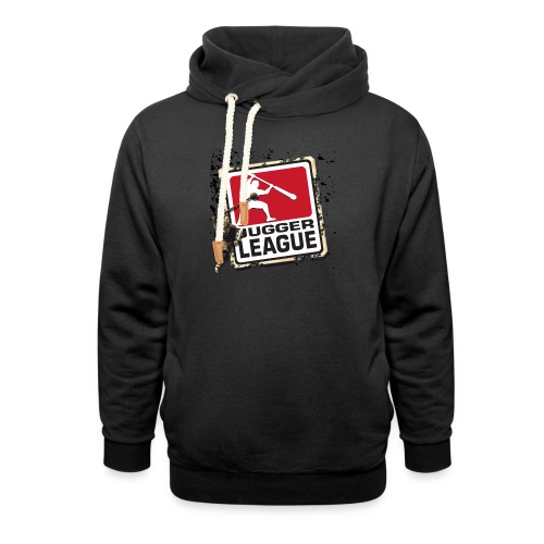 Jugger LigaLogo Splash - Schalkragen Hoodie