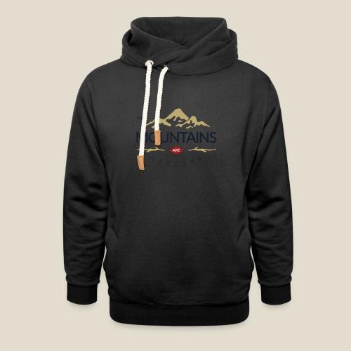 Outdoor mountain - Sweat à capuche cache-cou