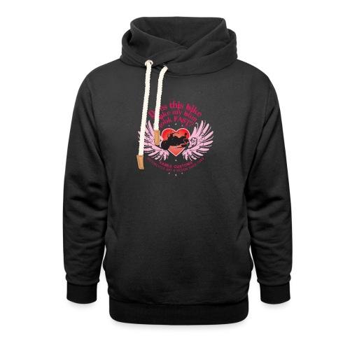 Kabes Fast Bum T-Shirt - Shawl Collar Hoodie