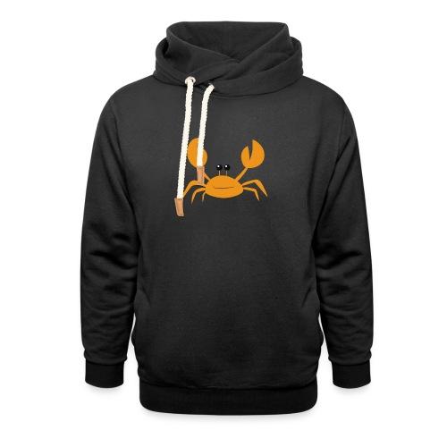 crab - Felpa con colletto alto
