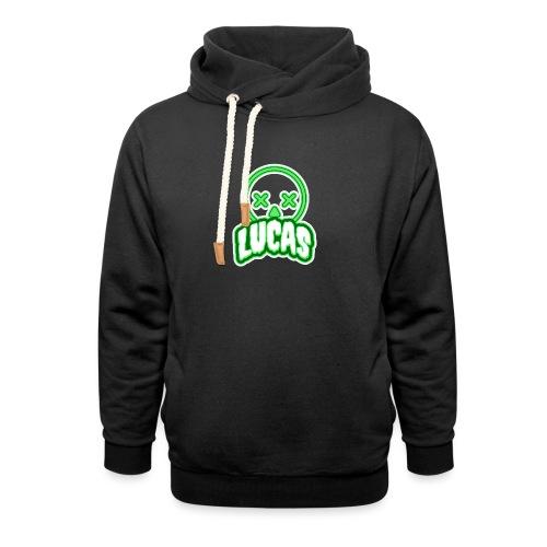 Lucas (Horror) - Unisex sjaalkraag hoodie