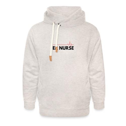 Er nurse - Felpa con colletto alto unisex