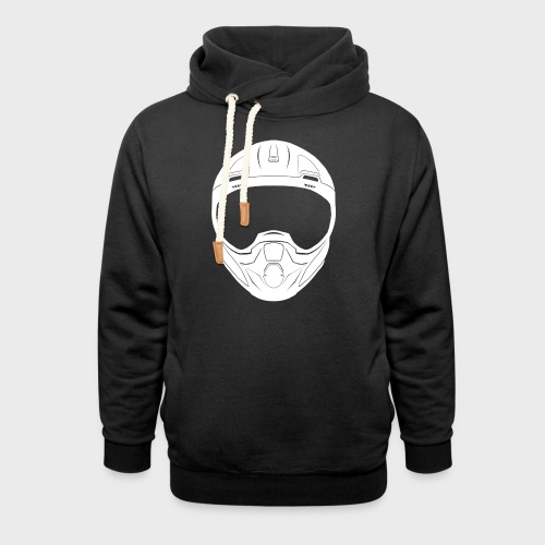 CSJG CBR Emblem - Unisex Shawl Collar Hoodie
