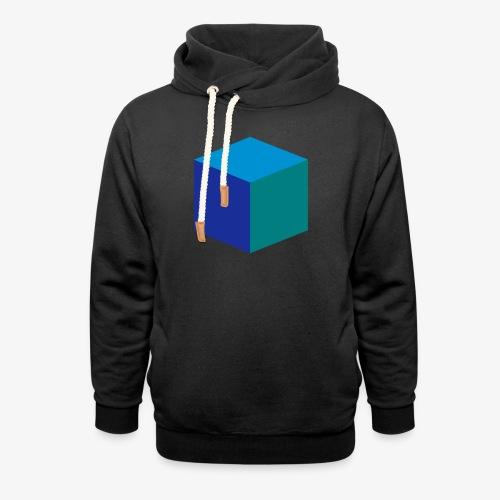 Cube - Hettegenser med sjalkrage