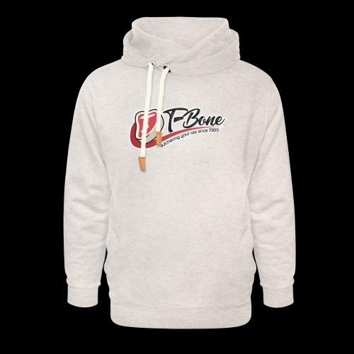 ulfTBone - Unisex sjaalkraag hoodie