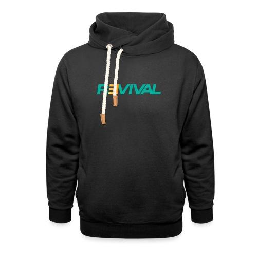 revival - Unisex Shawl Collar Hoodie