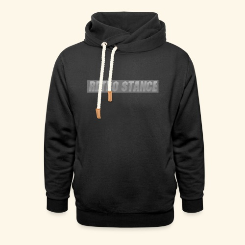 Retro Stance - Shawl Collar Hoodie