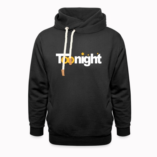 toonight - Felpa con colletto alto unisex