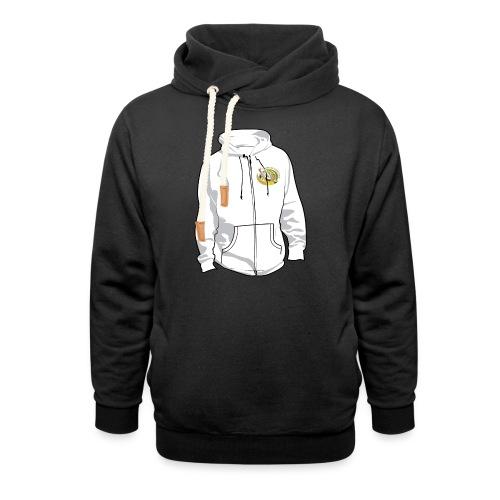 hoodyfront - Sjaalkraag hoodie