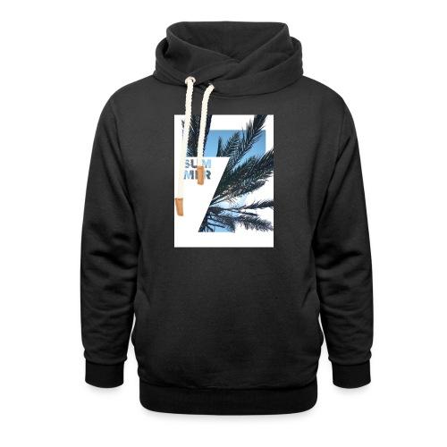 Summertime - Sjaalkraag hoodie
