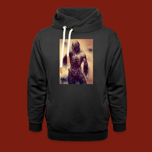 Zombie - Shawl Collar Hoodie