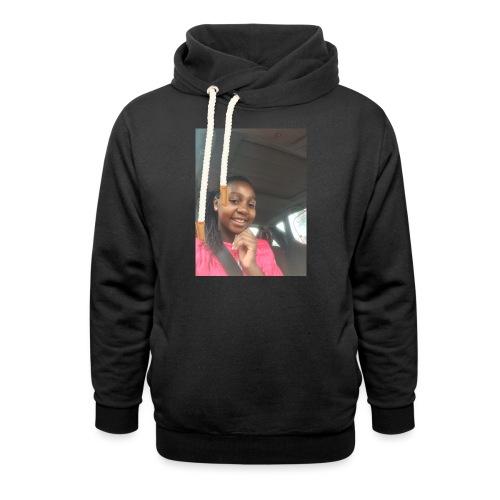 tee shirt personnalser par moi LeaFashonIndustri - Sweat à capuche cache-cou unisexe