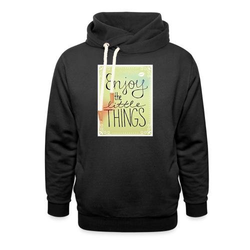 LITTLE_THINGS - Sjaalkraag hoodie