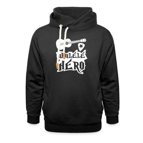 Ukelele Hero - Shawl Collar Hoodie