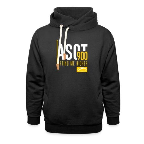 asot9003 - Shawl Collar Hoodie