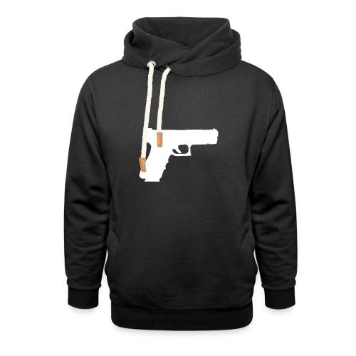 Pistol 88 - Glock 17C - Luvtröja med sjalkrage