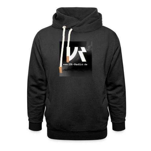 logo spreadshirt - Schalkragen Hoodie