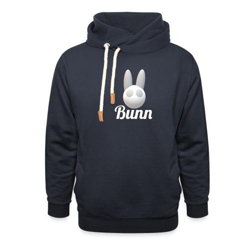 White Bunn - Shawl Collar Hoodie