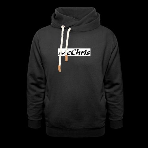 MCCHRIS - Schalkragen Hoodie